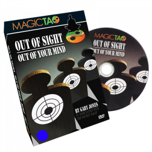 Gary Jones – Out of sight out of your mind (Gimmick not included)