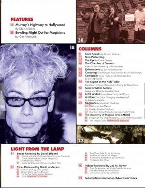 Genii Magazine – January 2020