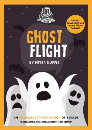 Peter Duffie – Ghost Flight – Kaymar Magic (Explanation video only)