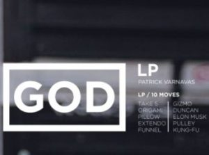 Patrick Varnavas – GOD LP