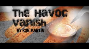Rob Martin – The Havoc Vanish