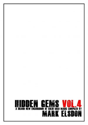 Mark Elsdon – Hidden Gems 4 (original pdf)