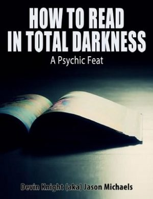 Devin Knight – How to Read in Total Darkness (original pdf)