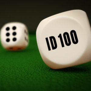 Rick Lax and Diamon Jim Tyler- ID100
