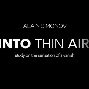Alain Simonov – Into Thin Air