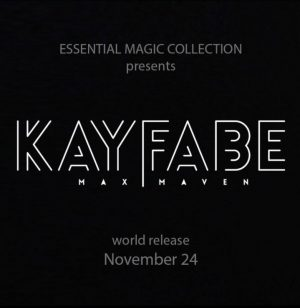 [DVD] Max Maven – Kayfabe DVD 1-4 (Original DVD files)