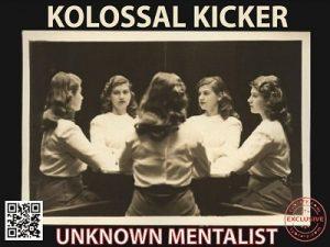 Unknown Mentalist – Kolossal Kicker (official pdf)