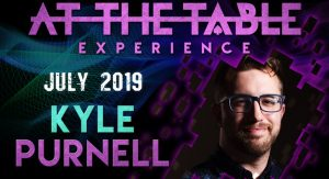 Kyle Purnell – At The Table Live Lecture (July 3rd, 2019)