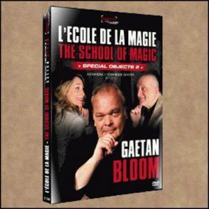 L'école de la magie – Gaétan Bloom – Les objets 2 (french audio only)