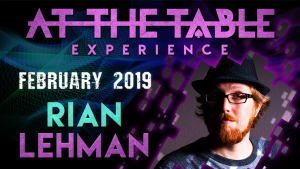 Rian Lehman – At The Table Live Lecture (February 6th 2019)