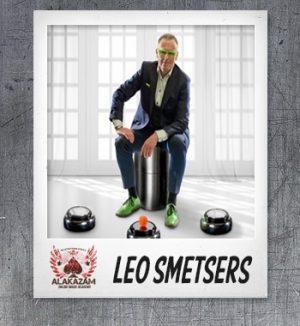 Leo Smetsers – Alakazam Live Online Magic Course (January 16th, 2018)