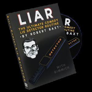 Robert Baxt – Liar (Video + PDF) (Props not included)