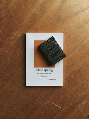 Finished Group Buy: Mainspring by Alexander Hansford (Out of print)