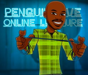 Marcus Eddie – Penguin Live Lecture (August 26th, 2012)