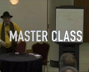 Juan Tamariz – Master Class Lecture Volume 1&2 (sold at FISM Korea 2018)