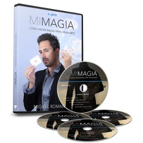 Miquel Roman – Mi Magia Vol 1-4 (spanish audio only, no english subtitle)