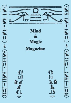 Ted Lesley – Mind and Magic Magazine Vol 1-10