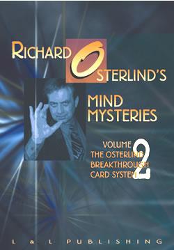 Richard Osterlind – Mind Mysteries Vol 2 – The Osterlind Breakthrough Card System