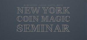New York Coin Magic Seminar (Vol. 1-16)