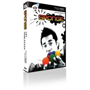 Jay Noblezada – Sponge (+ all Bonus material)