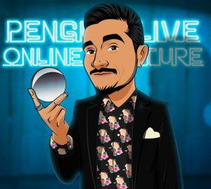 Penguin Live Lecture by Pablo Amira