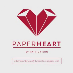 Paper Heart by Patrick Kun