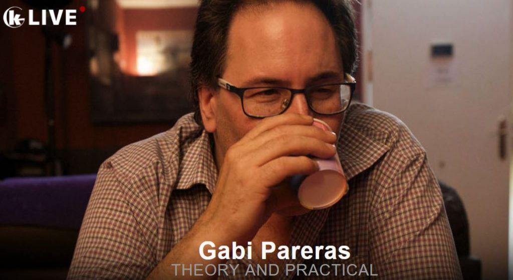 Image result for Gabi Pareras - Teoria y Practica