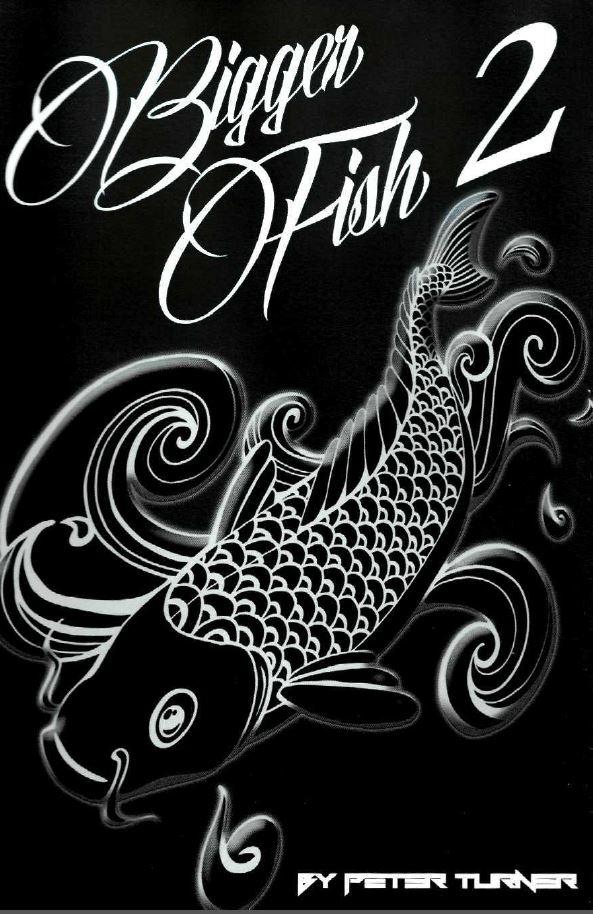 Peter Turner – Bigger Fish 2 (Mentalism at its Best, limited ...