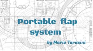 Mario Tarasini – Portable Flap System