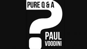 Paul Voodini – Pure Q & A Magic (official pdf)
