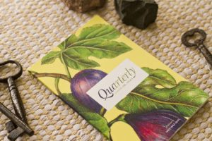 Quaterly Issue 4 by Helder Guimaraes