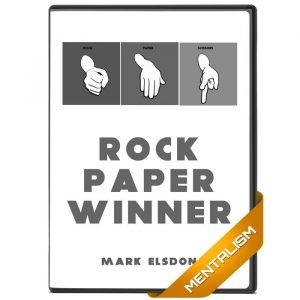 Mark Elsdon – Rock Paper Winner (official pdf)