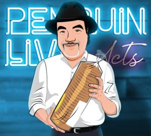 Juan Luis Rubiales – Penguin Live Act