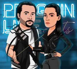 Ryan Stock and AmberLynn Act – Penguin Live ACT (August 11th, 2019)
