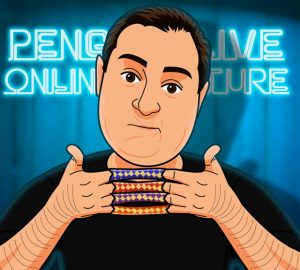 David Kaye (aka Silly Billy) – Penguin LIVE Lecture (August 25th, 2013)