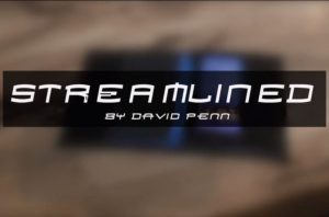 David Penn – Streamlined (Gimmick not included)