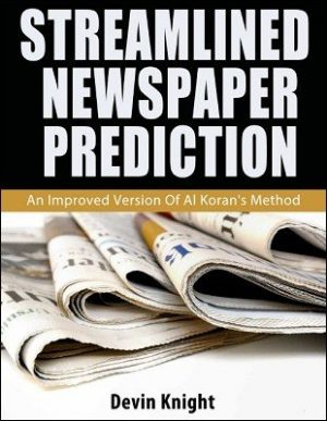 Devin Knight – Streamlined Newspaper Prediction