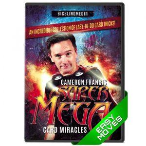 Cameron Francis – Super Mega Card Miracles