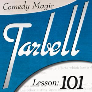 Dan Harlan – Tarbell 101 – Comedy Magic (Instant Download)