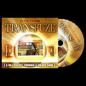 Peter Eggink – Transfuze (Gimmick DIYable; Gimmick construction explained)