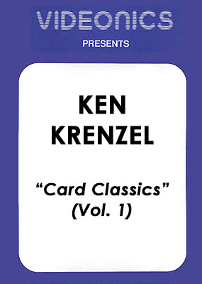 Ken Krenzel – Card Classics Vol. 1