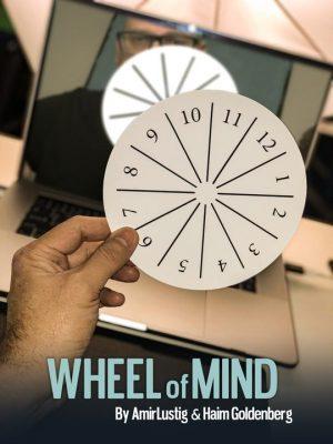 Haim Goldenberg and Amir Lustig – Wheel of Mind by BakoreMagic (Video + pdf)
