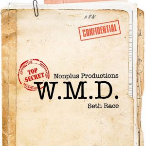 Seth Race and Nonplus Productions – W.M.D (instructional video + template file)