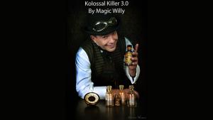 Magic Willy (Luigi Boscia) – Kolossal Killer 3.0