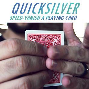 Mario Tarasini – Quick Silver – ellusionist.com (Gimmick not included)