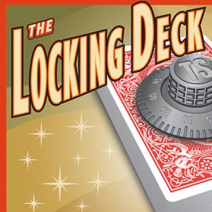 Tim Spinosa – The Locking Deck (Gimmick not included)