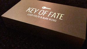 Luca Volpe and Alan Wong – The Key of Fate + PDF (Props not included)