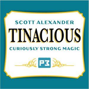 Scott Alexander – TINacious (Gimmick not included)