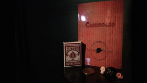 Patrick Redford – Cardboard (Second Edition)