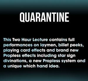 Emma Wooding – The Quarantine Lecture (Video +Bonus PDF)